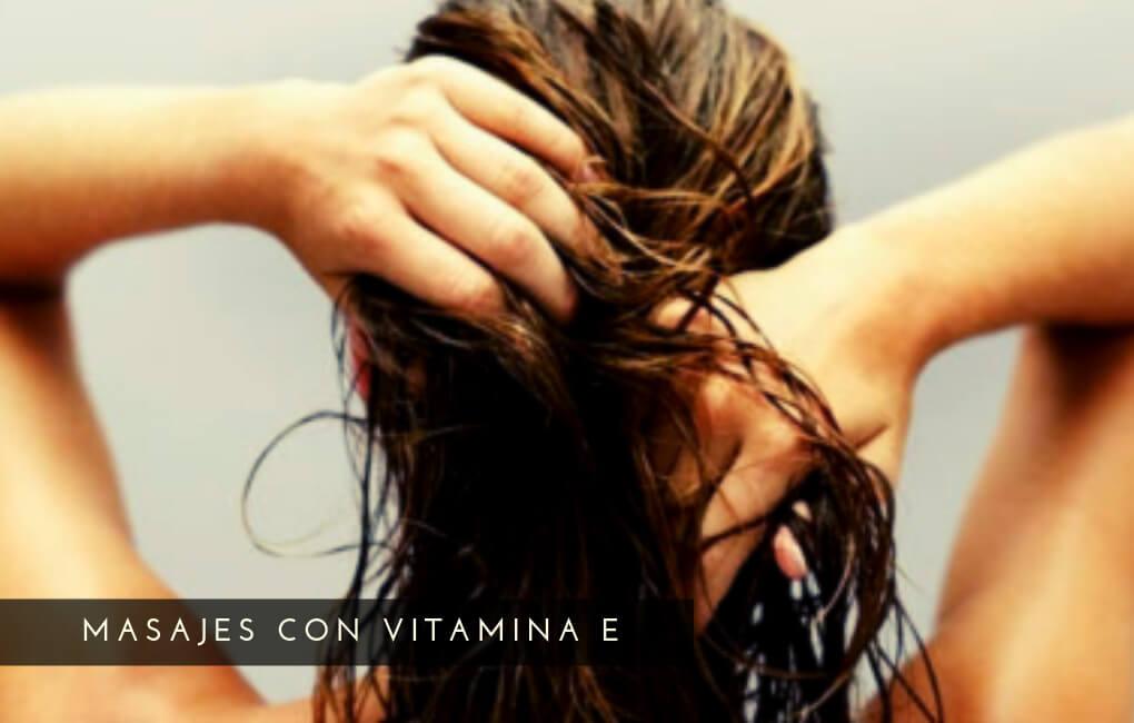 vitamina e cabello